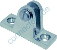 Deck hinge angle base 80°