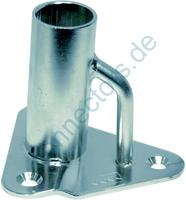 Stanchion base - 3°